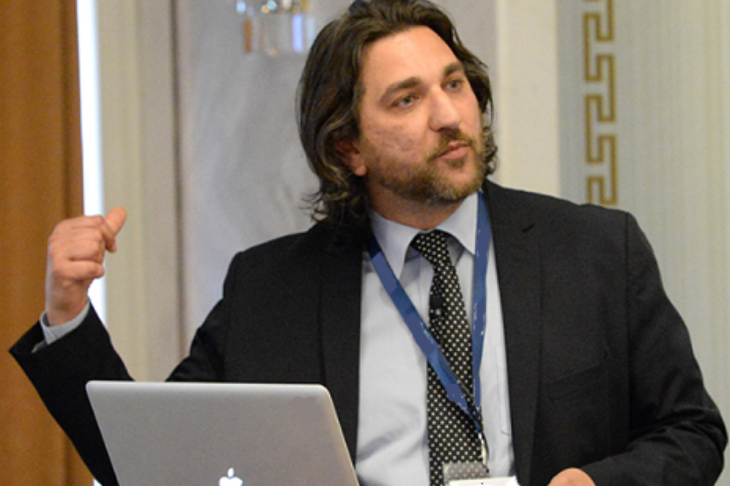 Massimiliano Falcinelli - The thin line between freedom, security and privacy in the Internet era